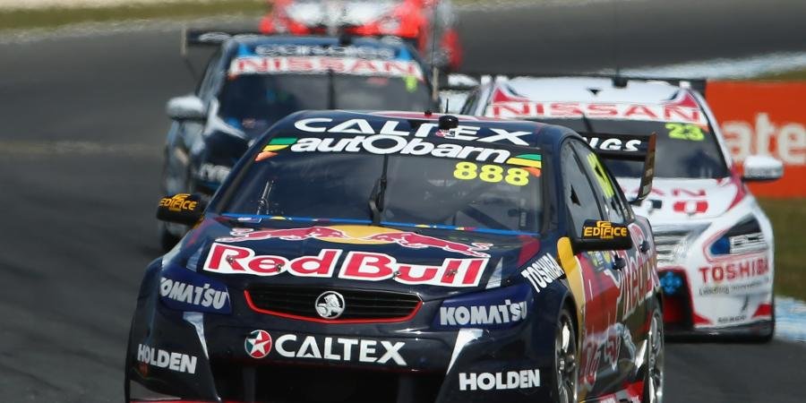 Holden snatches V8s team title off Ford
