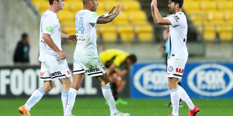 Melbourne City's Chapman eyes Rio Games