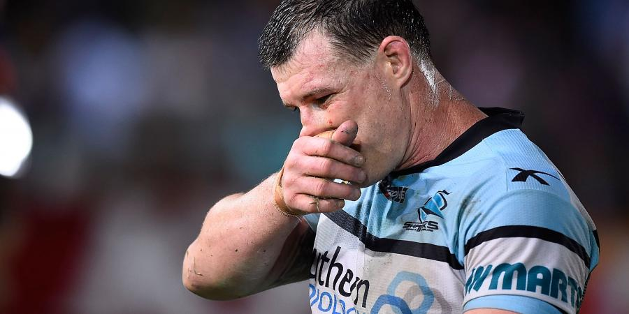 Gallen wants to play on in 2017 NRL season