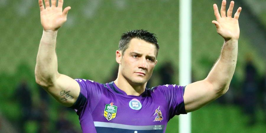 Cronk not certain to stay at Storm: Slater
