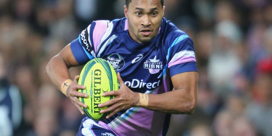 Rebels winger Sefa primed for Super return