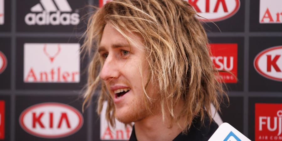 Why Dyson Heppell should captain the Bombers in 2016