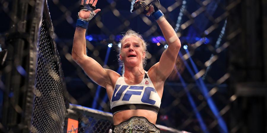 Holm wants to fight Tate before Rousey