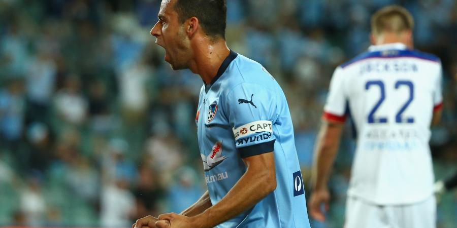 Brosque to be rested from Adelaide clash