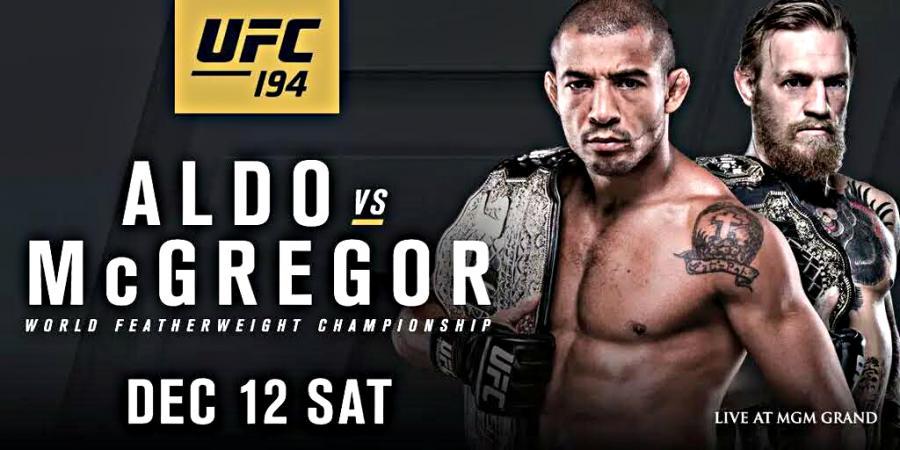 UFC 194 Preview