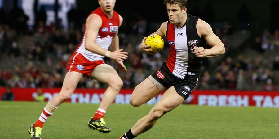 AFL switch to Saints a blessing: Weller