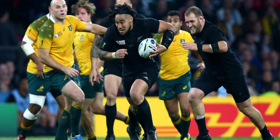 Nonu crowned NZ rugby player of the year