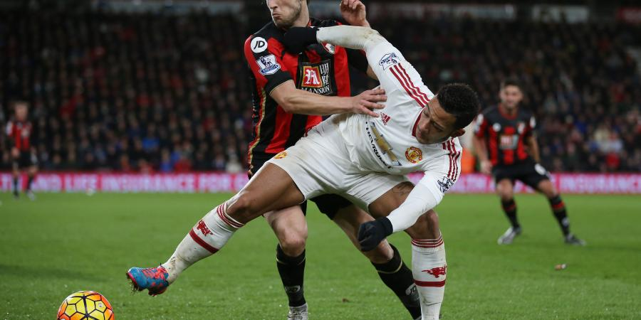 Manchester United vs Bournemouth: Manchester United Player Ratings