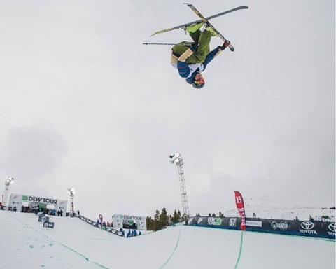 Dew Tour Breck, part 2 - McMorris on a roll, Sandbech and White are back