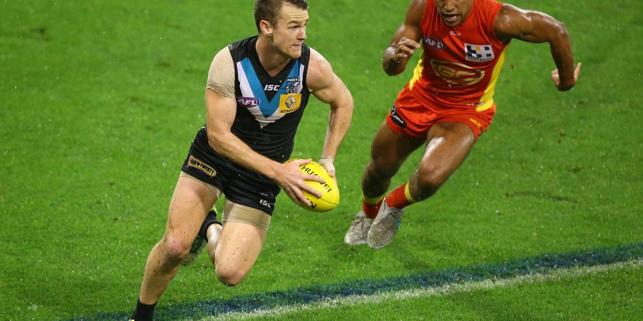 Gray extends deal at Port Adelaide