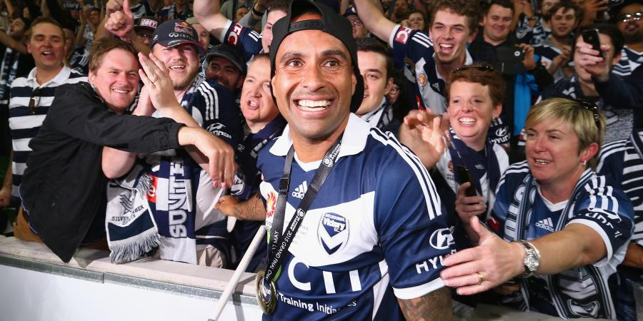 Archie Thompson set for Victory return