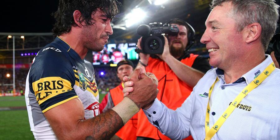 Green can coach both: Thurston