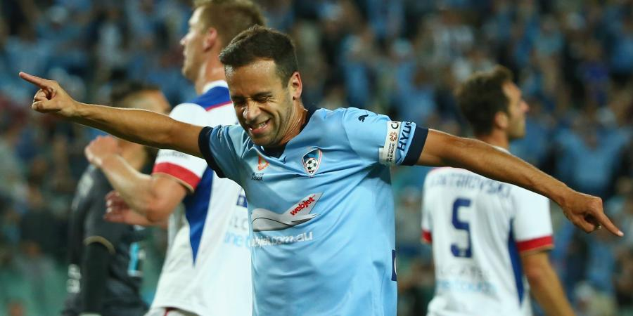Brosque rested for Phoenix A-League clash