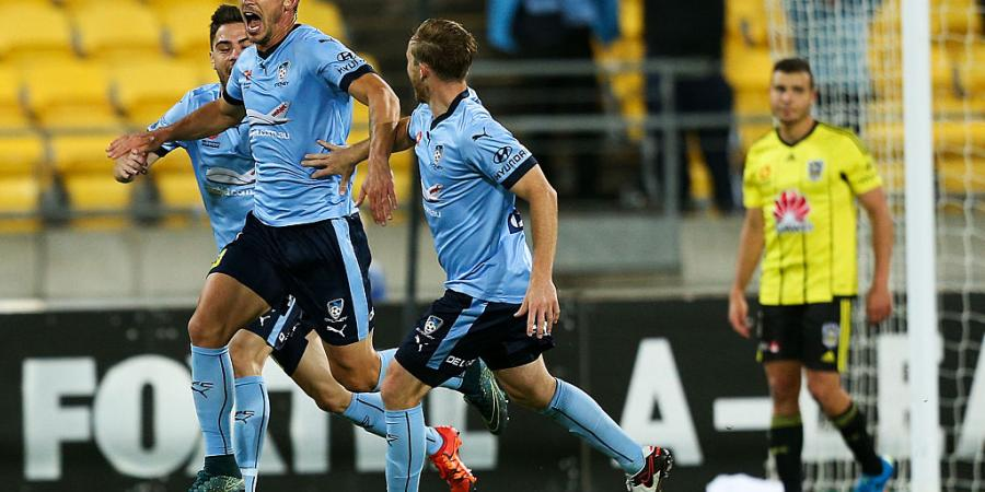 Phoenix steal late draw with Sydney FC