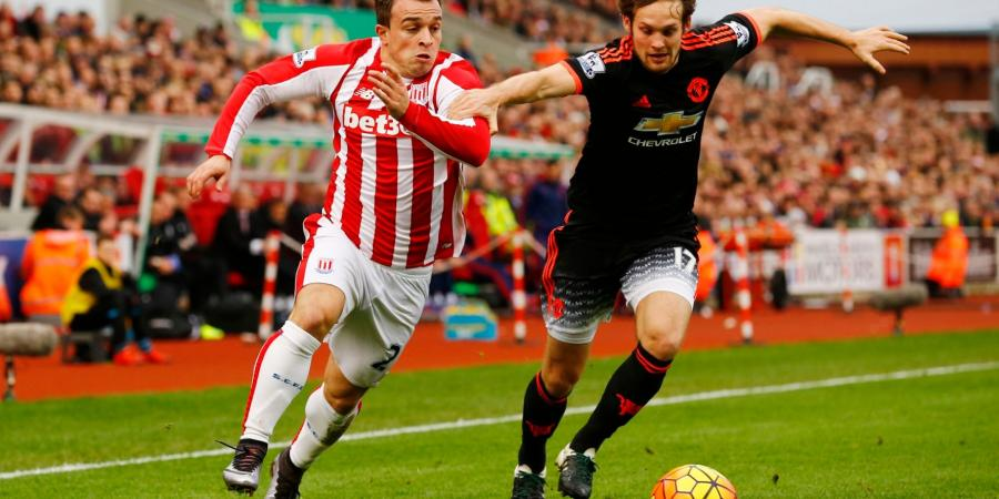 Stoke City vs Manchester United: Manchester United Player Ratings