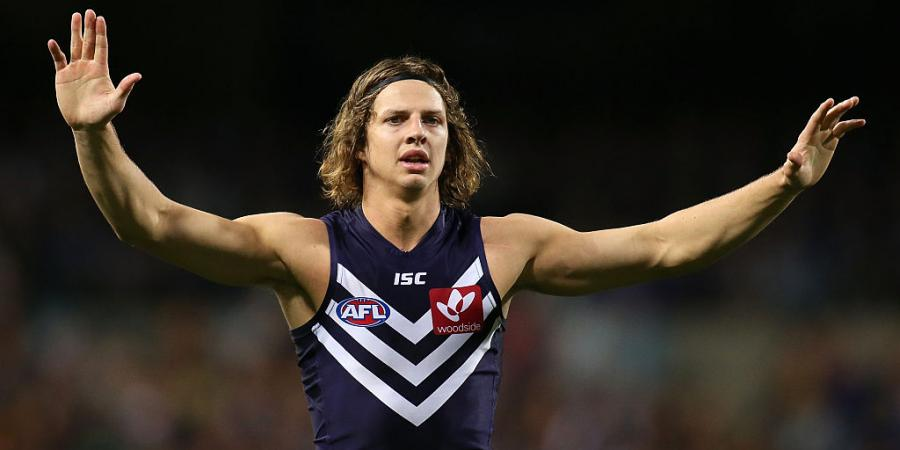 Dockers' Fyfe grounded by back injury