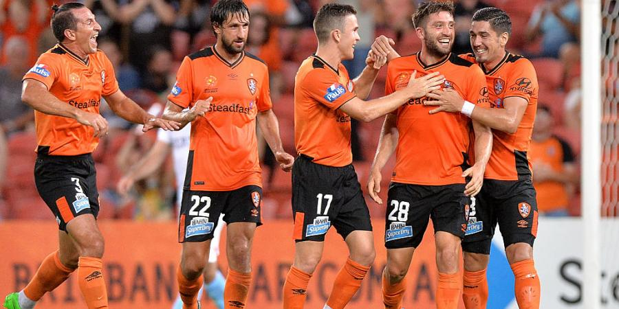 Roar roll on with win over Melbourne City