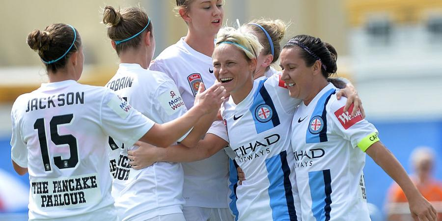 Melbourne City crowned W-League premiers