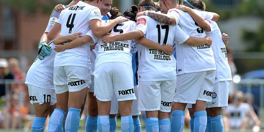 Melbourne City raise W-League standards
