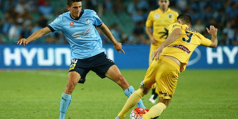 Blackwood ready to snap up Syd FC chances