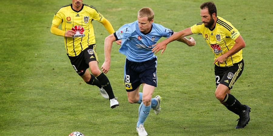 Simon handed one-match A-League ban