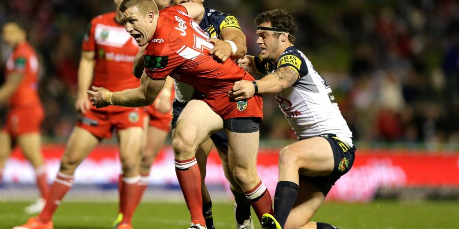We're not done on NRL finals: Dragons