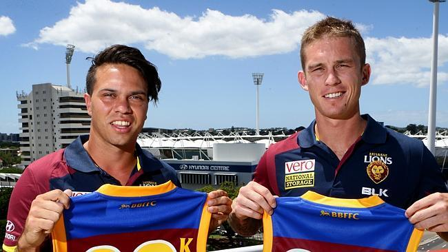 The Sweet and Sour of AFL Trading: Brisbane Lions