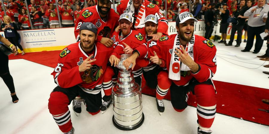 Journey to the Blackhawks third Stanley Cup win (published June 16th)