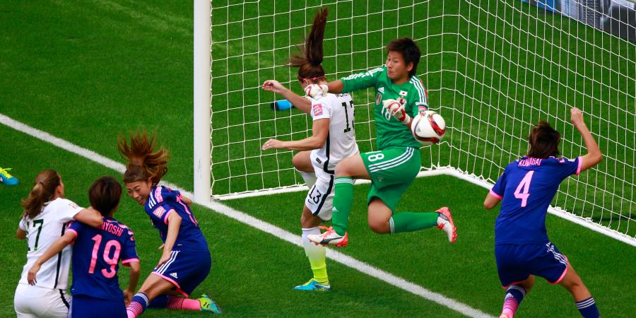 USWNT shocks Nadeshiko with set plays
