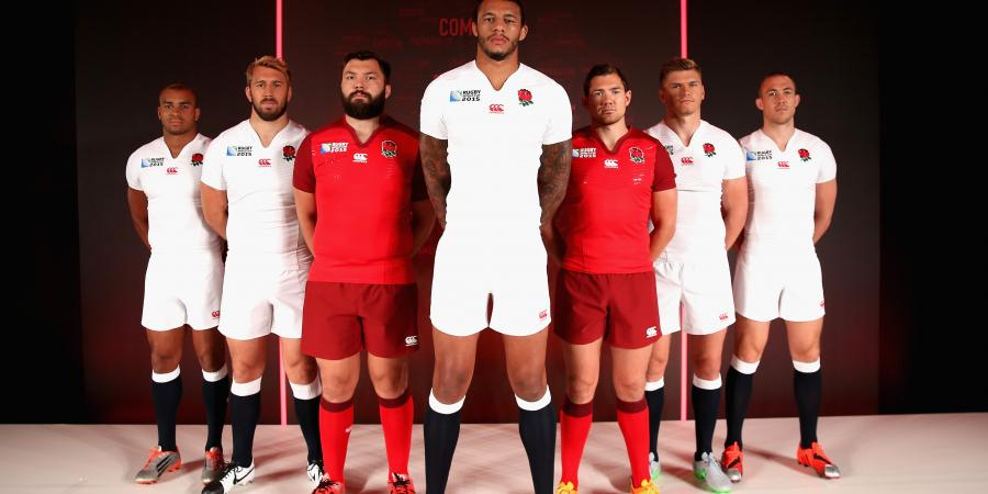 England Rugby World Cup Jersey �120 - Thoughts?