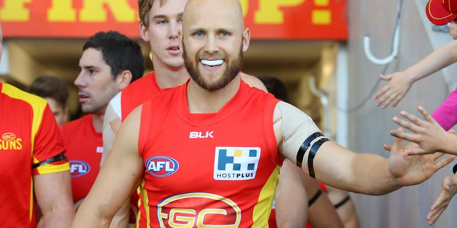 Suns not worried after Ablett no-show