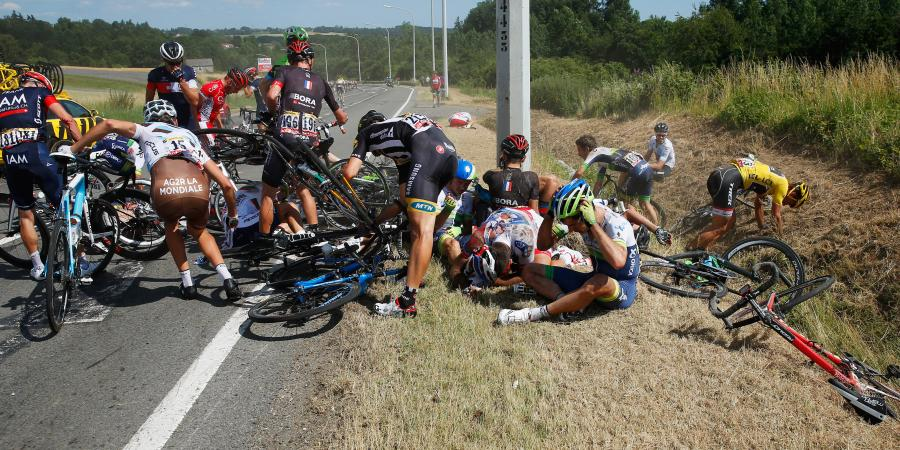Carnage at Le Tour