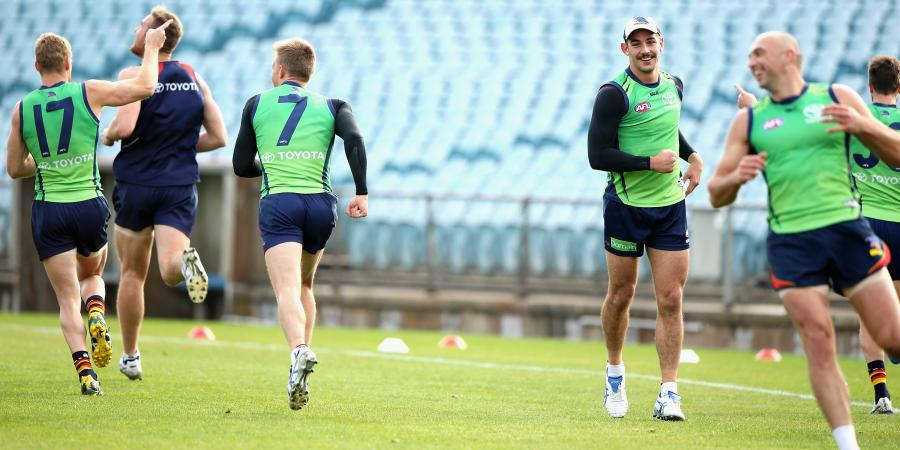 Crows vow to make Phil Walsh proud