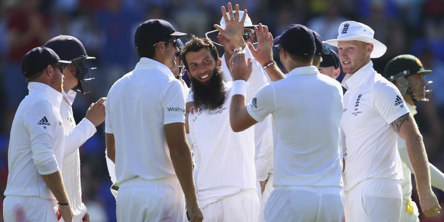 The Ashes: Moeen Ali leads the way as England take the honours on Day 2