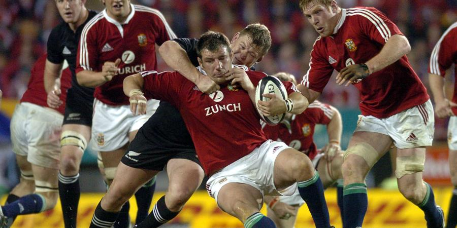 Auckland to host two Lions Tests