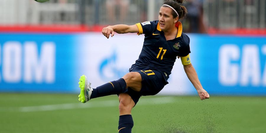 Melbourne City sign Matildas capt De Vanna