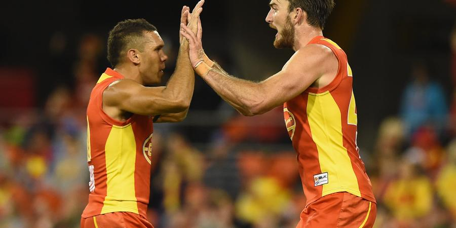 Suns' Dixon facing spell on AFL sidelines
