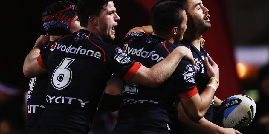 Warriors a premiership threat: Roosters