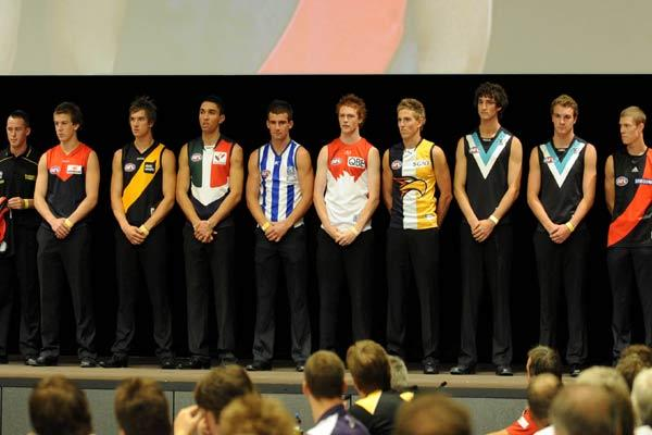 Revisiting the 2009 AFL Draft