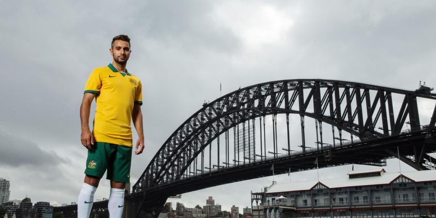 Socceroo Zullo signs for Melbourne City
