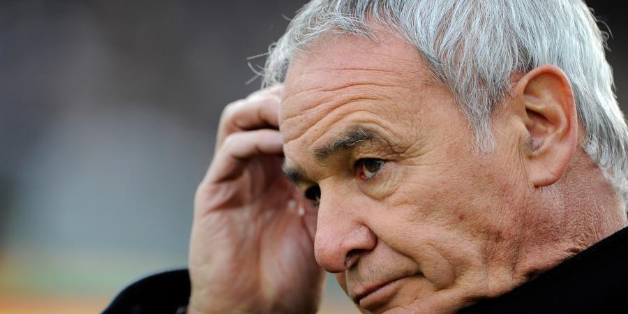 Really Ranieri?