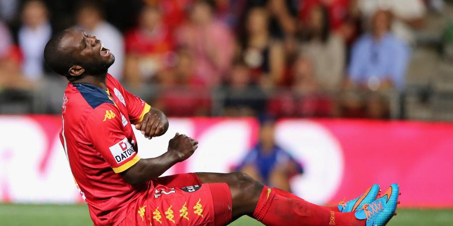 Djite lashes FFA over stalled pay deal