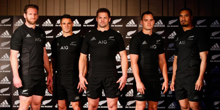 Force of Black : Adidas Rugby Video - Thoughts?
