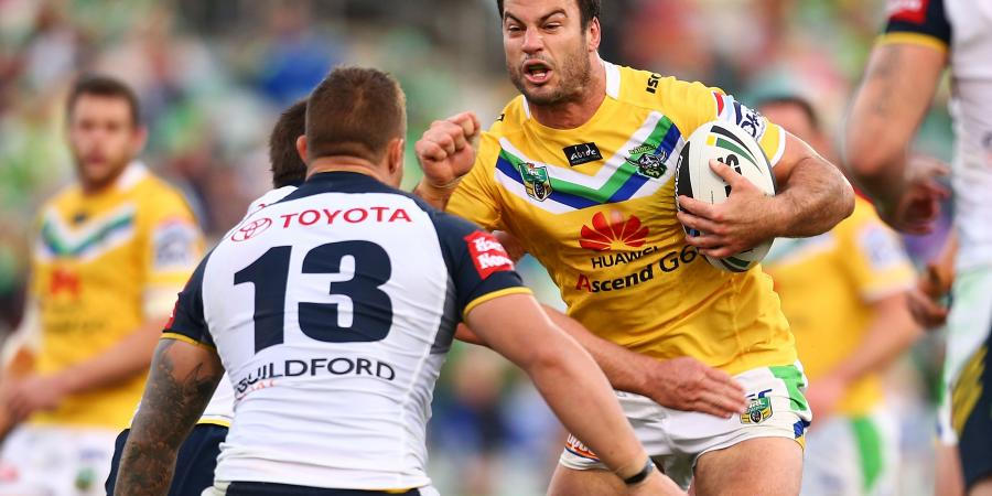 Shillington eager to get Raiders to finals