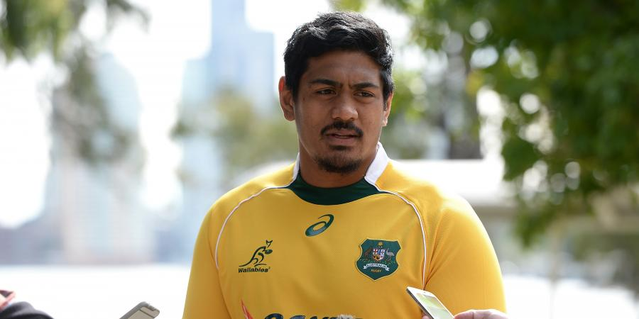 Wallaby feels weight of expectation