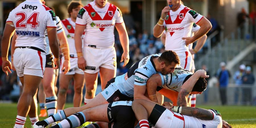 Six straight losses a drama for Dragons