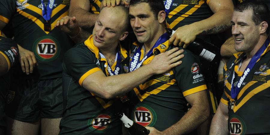 Smith following Lockyer's footsteps