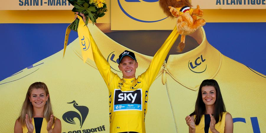 Chris Froome and Team Sky dominate Stage 10