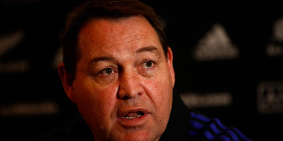 All Blacks looking to be less cluttered
