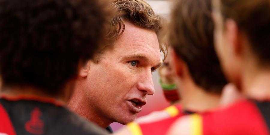 Hird fit to coach against North Melbourne